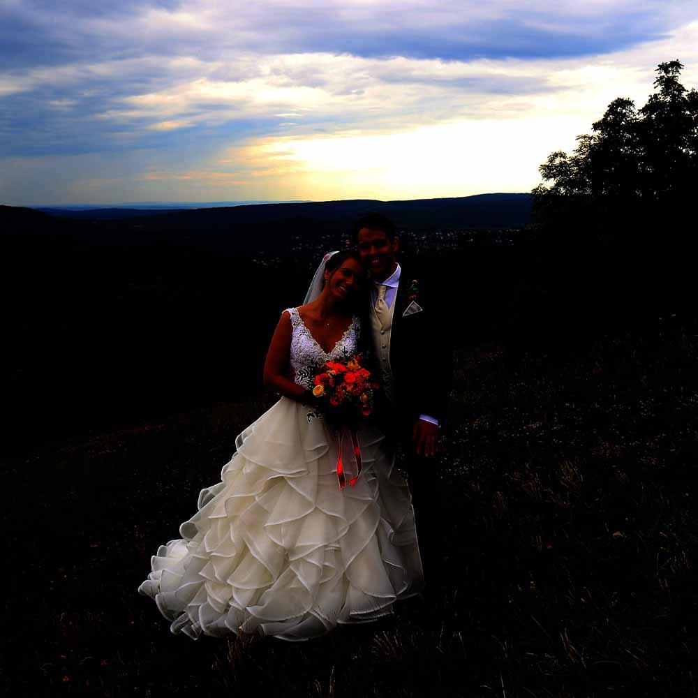 ég kontúr esküvőn
